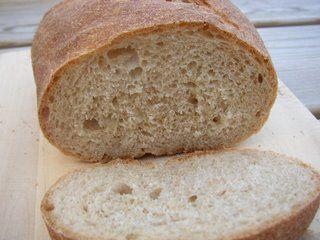 Pan integral de Trigo
