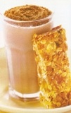 Súper desayuno: Damascos, cereales, leche, cacao, yogur…