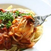 Deliciosa Bolognesa de soja (pasta con carne vegetal)