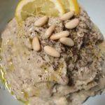 Babaganush: pruebalo con un poco de pan tostado...Esxquisito!!