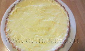 Tartaleta con Crema Pastelera
