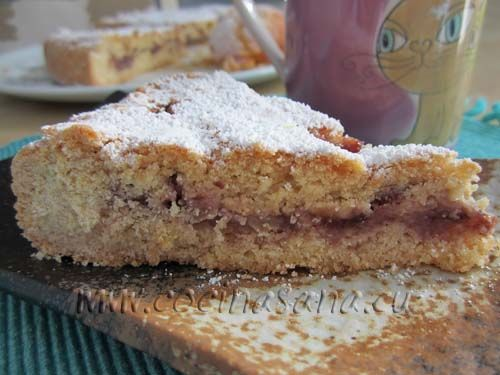 La Crostata de mi Abuela: la mejor pastaflora del mundo!