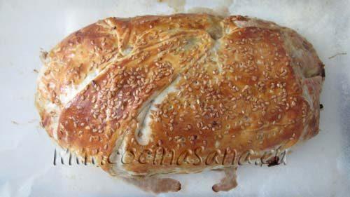 Pastel de Carne Envuelto con Hojaldre y con…Sorpresa!