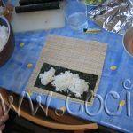 Preparar los Maki Sushi