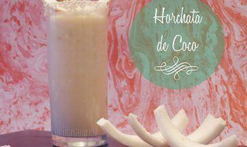 Horchata d Coco