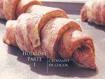 Hojaldre: Croissant de Cocoa Parte I (Videoreceta)