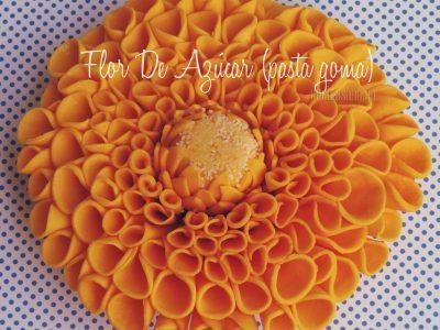 flor azúcar