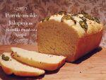 Pan de molde con Semillas de Mostaza, Jalapeños y Ajonjolí