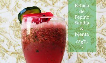 Bebida de Pepino