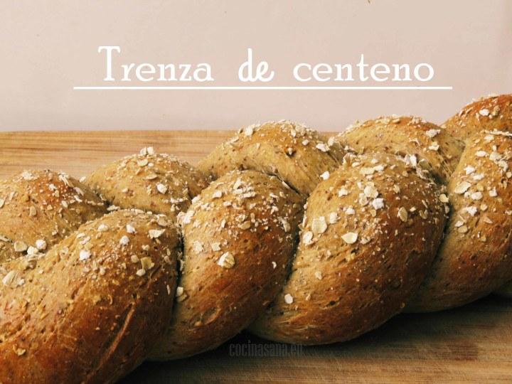 Trenza de Pan de Centeno