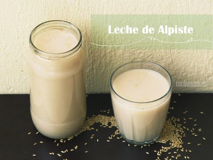 Cómo Preparar Leche De Alpiste Un Leche Ideal Para Perder Peso