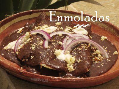 ENMOLADAS
