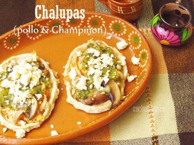 chalupas mexicanas