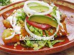 Cocinar Enchiladas Rojas