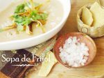 Sopa de Frijol : Como prepararla paso a paso