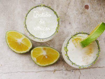 batido citricos