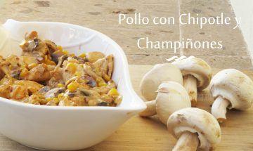 Pollo con Chipotle