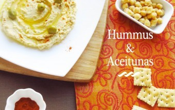 Hummus de Aceitunas
