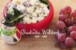 Ensalada Waldorf: tradición navideña