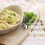 Fettuccine Alfredo – Receta original paso a paso con Video