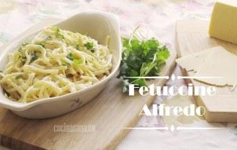 Pasta Alfredo