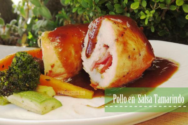 Pollo en Salsa de Tamarindo