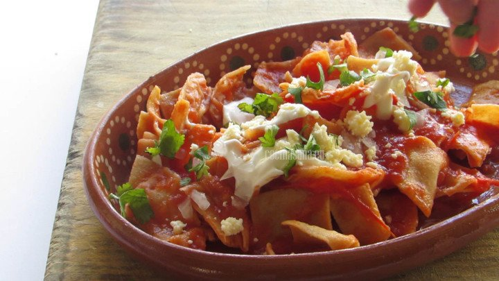 Chilaquiles Recipes — Dishmaps