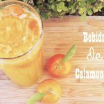 Bebida Refrescante de Calamondín