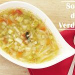 Sopa de Verduras Mexicana