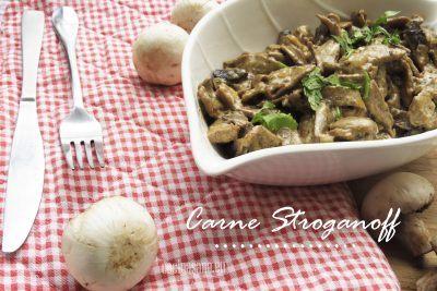 Carne Stroganoff