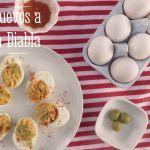 Huevos a la Diabla o Endiablados (variante ligera)