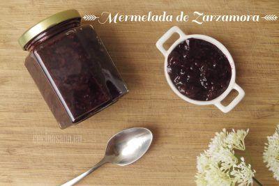 Mermelada de Zarzamora casera
