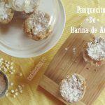 Panquecitos de Harina de Arroz Sin Gluten