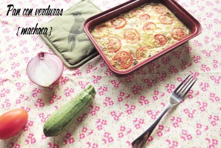 Pan de Verduras