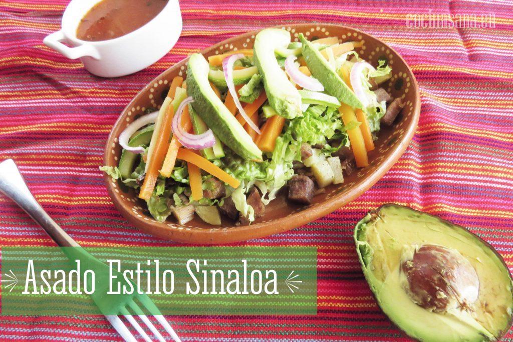 Asado Estilo Sinaloa: Receta tradicional