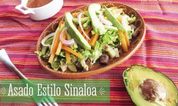 Asado Estilo Sinaloa