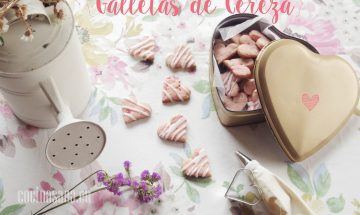 Galletas de Cereza