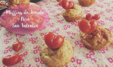 Muffins de Tomate