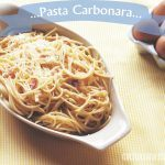 Pasta a la Carbonara Receta Sencilla