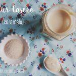 Yogur Casero de Caramelo