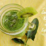 Smoothie de Kiwi y Espinacas