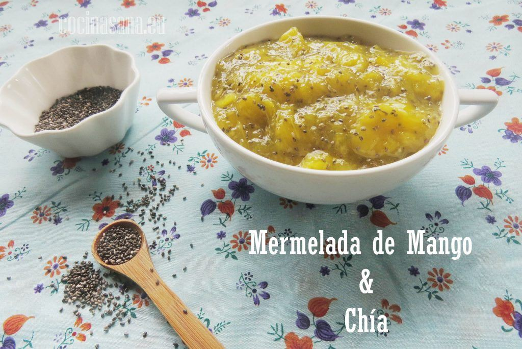Mermelada con Mangoo