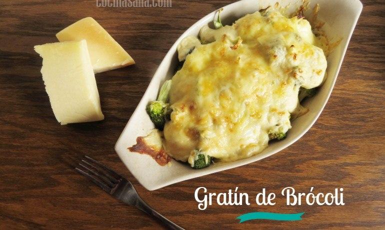 Gratín de Brócoli