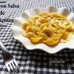 Pasta con Salsa de Pimiento