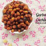 Garbanzos Enchilados: Snack Saludable