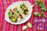Tacos al Pastor de Pollo: Receta original