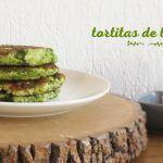Tortitas de Brócoli con Queso