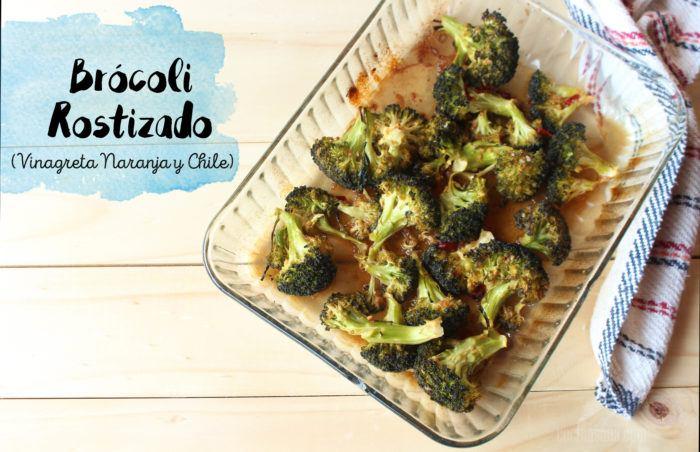 brócoli rostizado